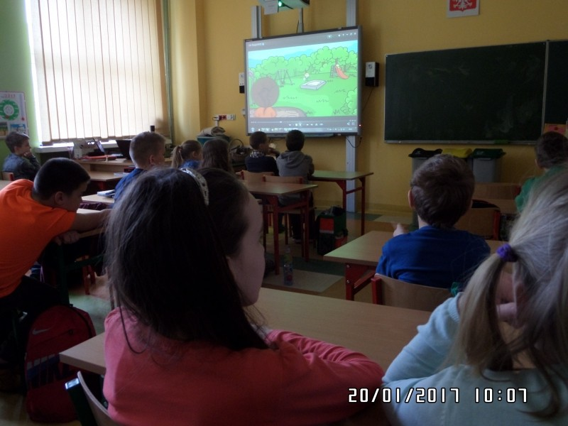 EKO lekcje w Szkole Podstawowej nr 10
