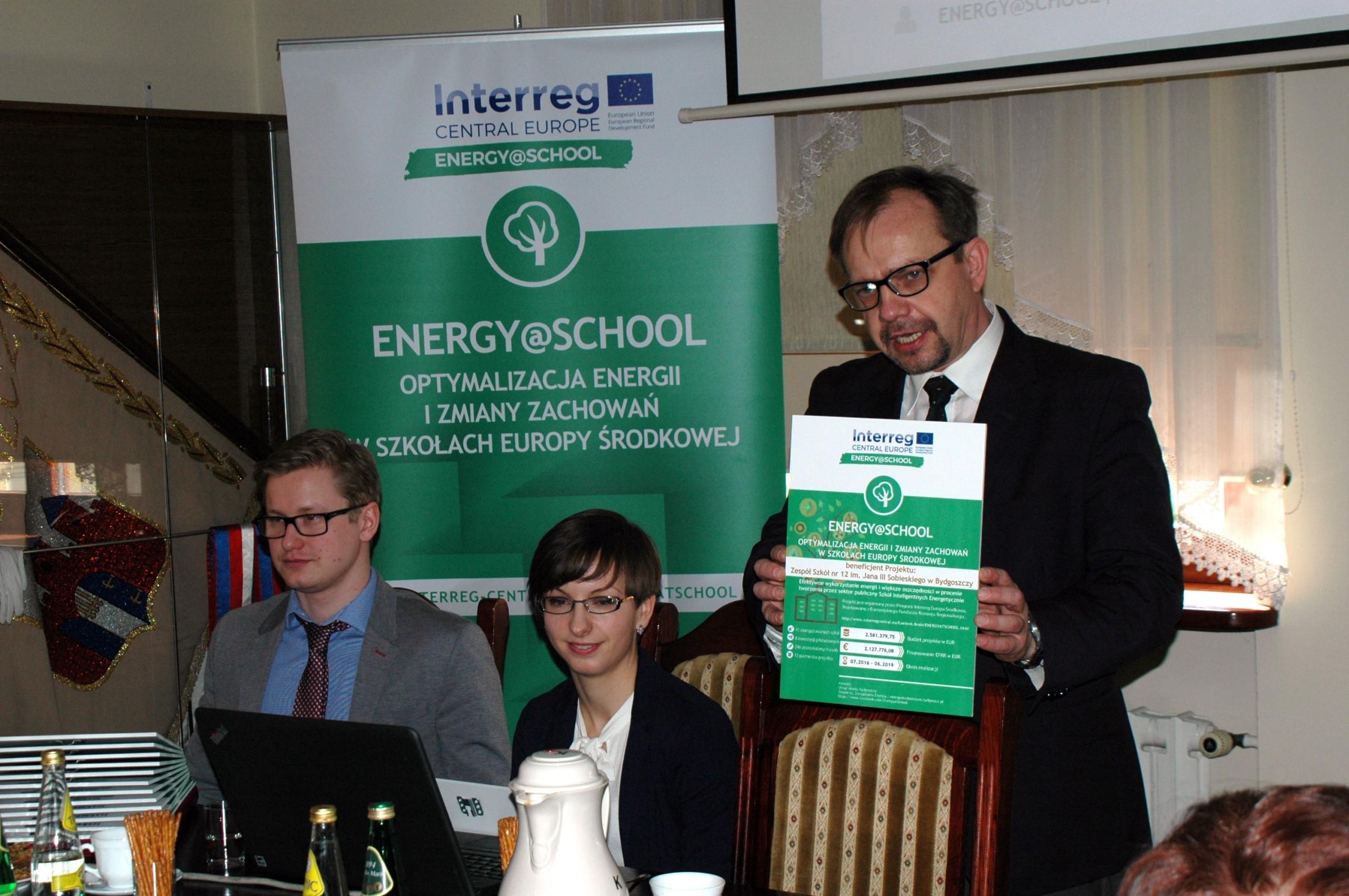 Zespół ds Zarządzania Energią energy@school (3) 24 marca