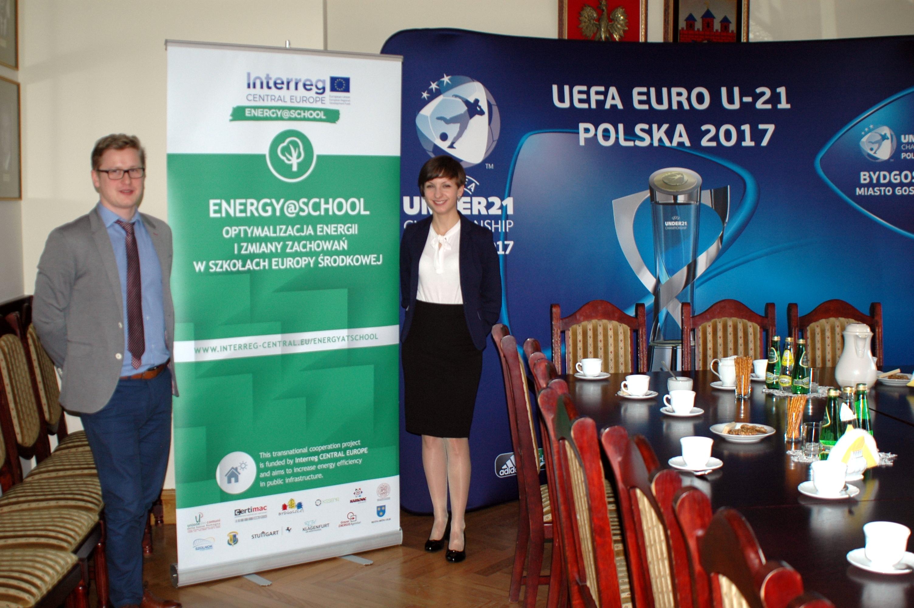 Zespół ds Zarządzania Energią energy@school (6) 24 marca