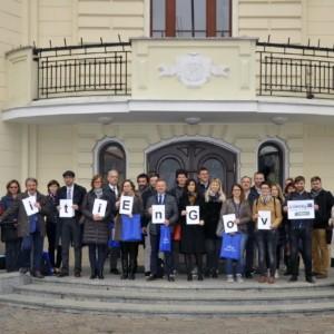 Spotkanie międzynarodowe Partenrów Projektu CitiEnGov Interreg Central Europe w Bydgoszczy