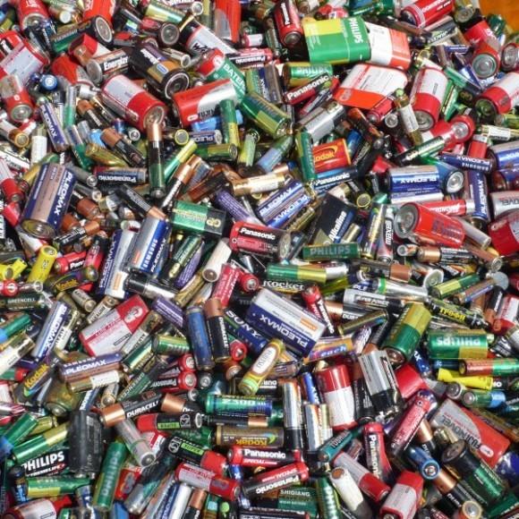 Konkurs zbiórka baterii