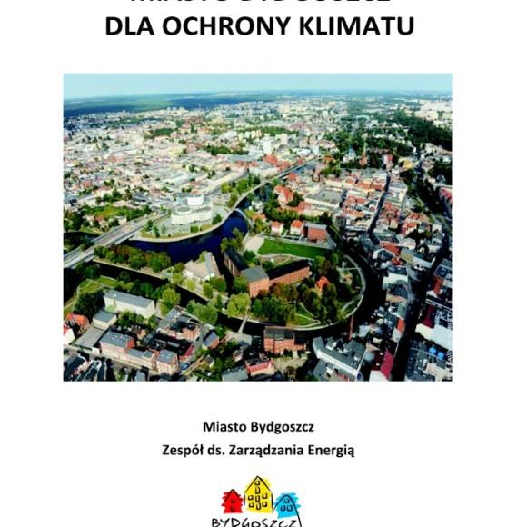 """Broszura """"Miasto Bydgoszcz dla ochrony klimatu"""""""