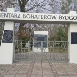 Renowacja CMENTARZA BOHATERÓW BYDGOSZCZY