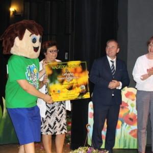 Nagrody dla placówek za działania ekologiczne