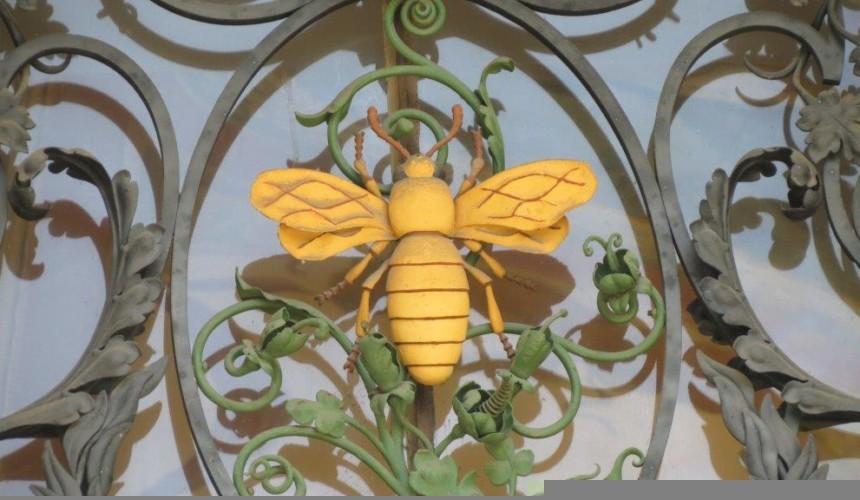 Pszczelarstwo w stolicy Słowenii Lublanie