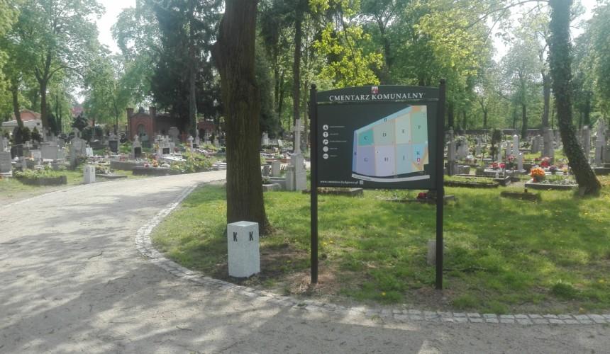 Podsumowanie roku na bydgoskich cmentarzach