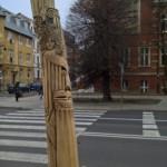 rzeźba ul. Staszica