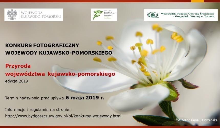 """Konkurs fotograficzny pn. """"Przyroda województwa kujawsko-pomorskiego"""""""