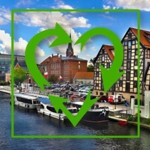 Kocham Bydgoszcz! Segreguję śmieci