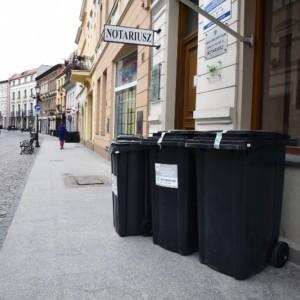 """Terminy odbioru odpadów przez firmę """"Komunalnik"""""""