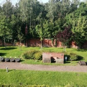 Wzorcowy ogród deszczowy powstanie w Muzeum Wodociągów