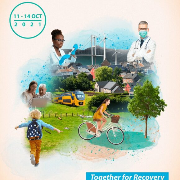 Zapraszamy na Europejski Tydzień Regionów i Miast w Brukseli – spotkania online